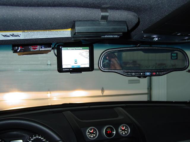 INTENSE TT G8 GT Interior