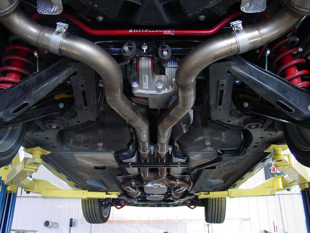 Intense Racing Intense Tt G8 Gt Exhaust System