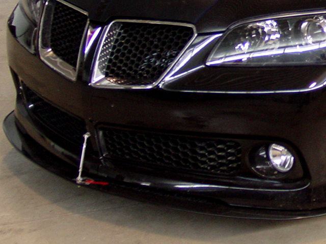 Intense Racing News G8 Gt Gxp Front Splitter Now Available