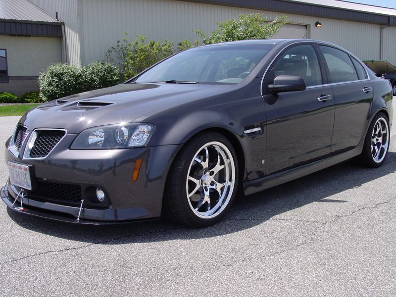 Monster Meats On Pontiac G8 Moderncamaro Com 5th
