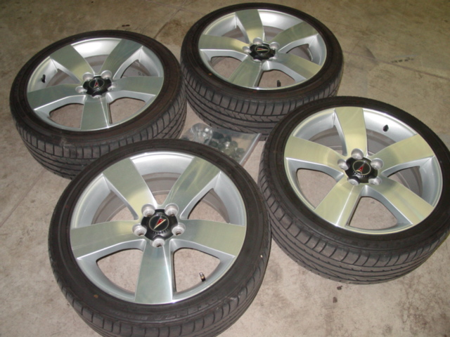 For Sale Stock Gt Wheels And Tires Pontiac G8 Forum