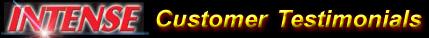 Customer PCM Supercharger LSD Testimonials