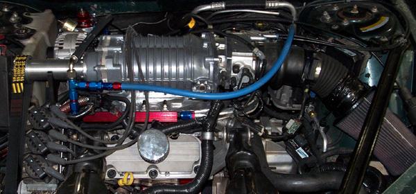 Sm Engine on Buick 3800 Engine Intake